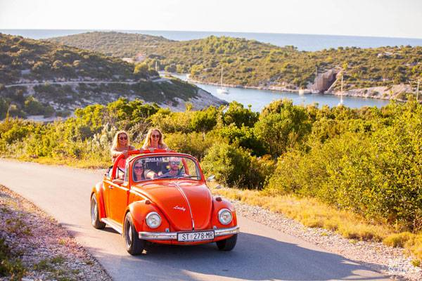 Taking to the Roads When Sailing in Greece