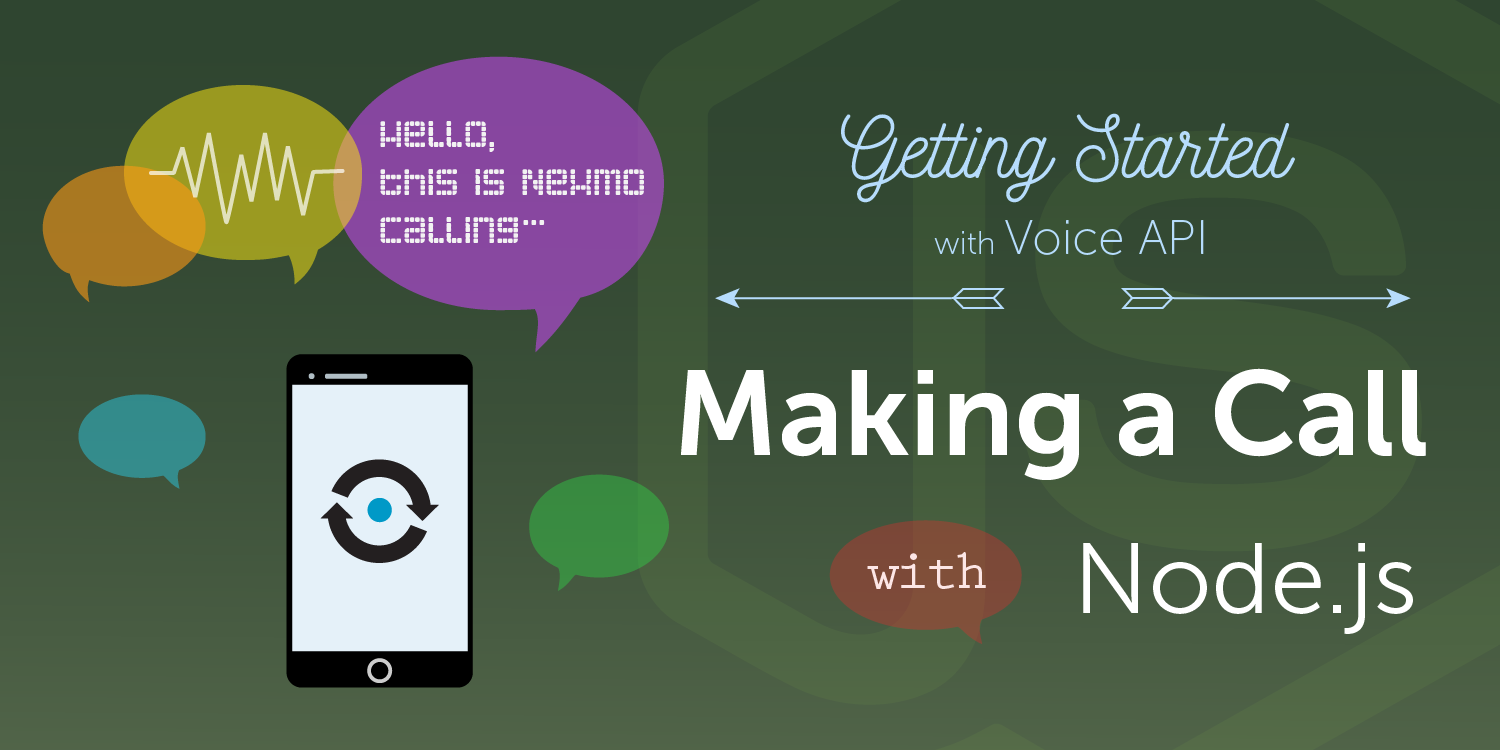How to Make an Outbound Text-to-Speech Phone Call with Node.js