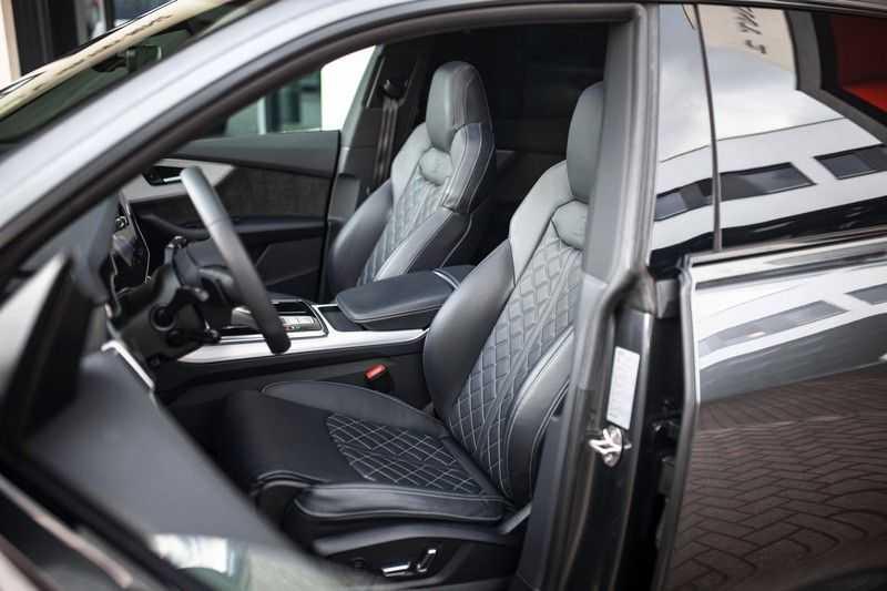 Audi SQ8 4.0 TDI Quattro *S-Sportstoelen / Pano / B&O / HUD / ACC / Nachtzicht* afbeelding 4