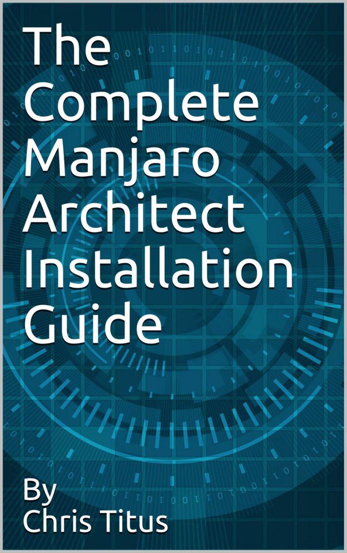 Manjaro Architect Book