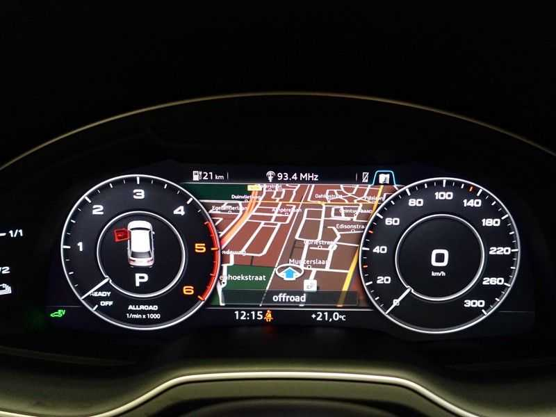 Audi Q7 3.0 TDI e-tron 374pk Quattro [S-Line] Aut- Leer, Virtual Cockpit, 360 Camera, Xenon afbeelding 2