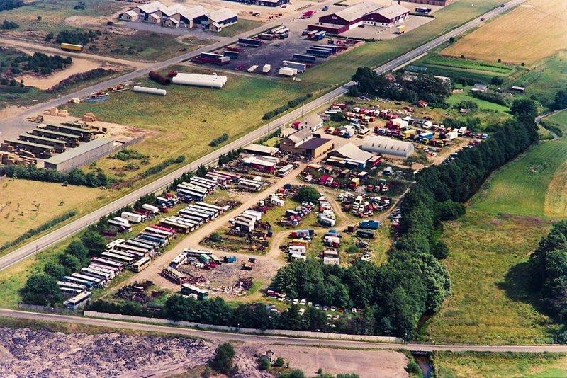 Brande Metalkøb i 1991