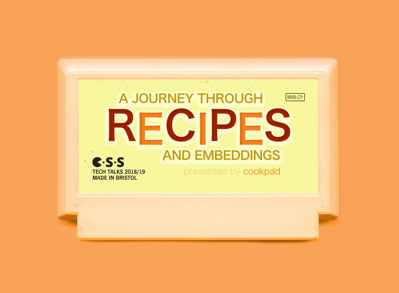 Tech Talk: A Journey Through Recipes and Embeddings