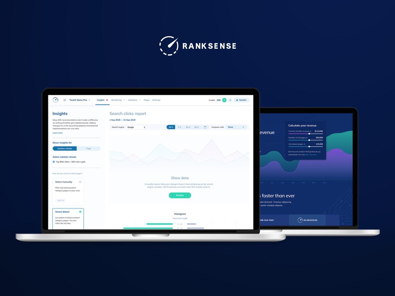 Responsive Design - UX Design   RankSense