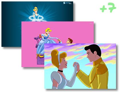 Cinderella theme pack