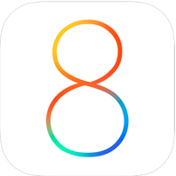 iOS 8 UI Kit icon
