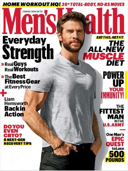 Men's Health June Edition
