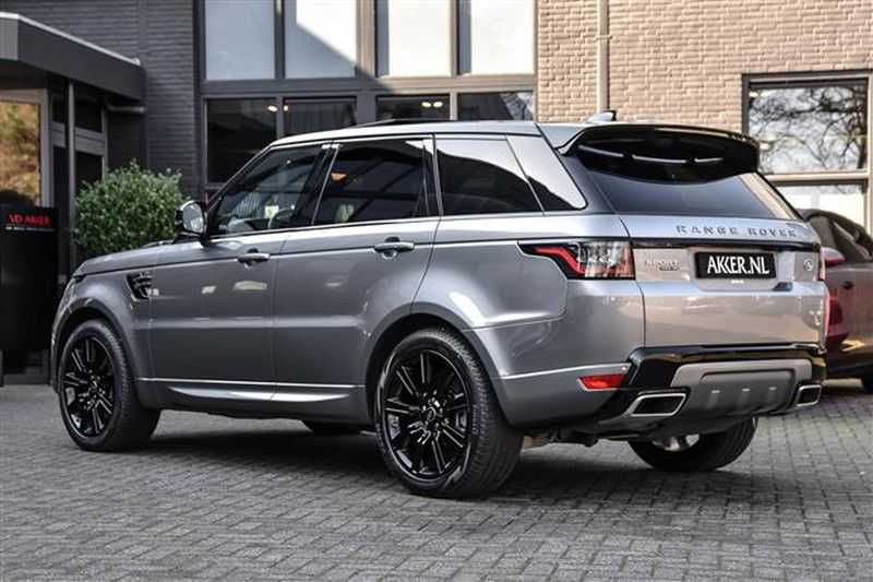 Land Rover Range Rover Sport P400e HSE DYNAMIC PANO.DAK+ST.KOELING+21INCH afbeelding 13