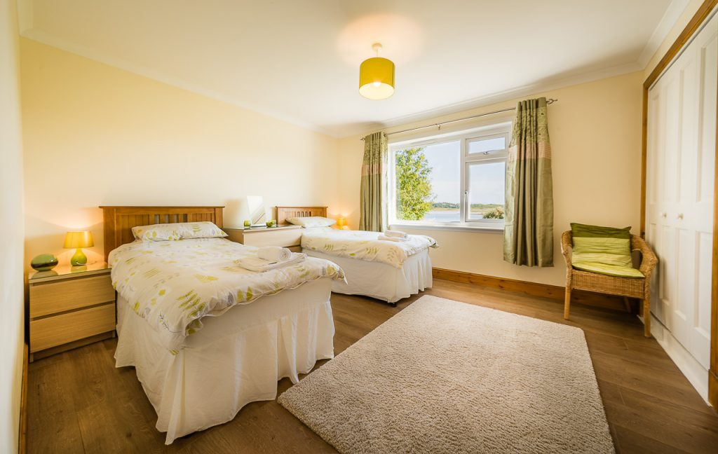 Fingal Cottage Twin Room
