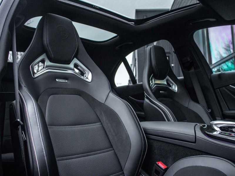 Mercedes-Benz E63 S E-klasse Burmester AMG-Performance-stoelen 63 S AMG 4Matic Premium Plus afbeelding 6