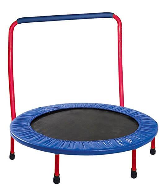 Super Fun Kids Jumping Portable Trampoline