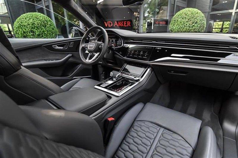 Audi RS Q8 DYNAMIC PLUS+ALCANTARA+360CAM+PANO.DAK NP.265K afbeelding 3