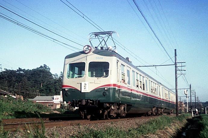 5000系電車の外観