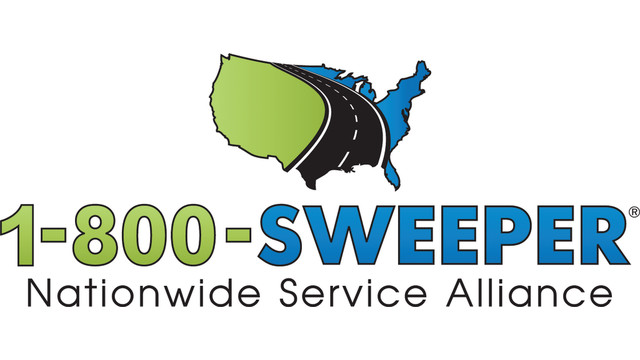 1 800 sweeper logo