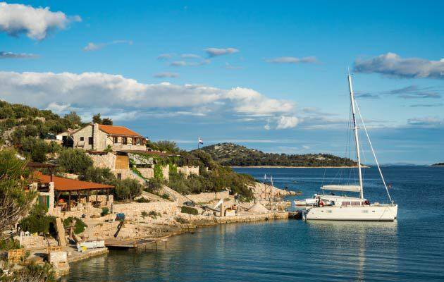 A Love Letter To Summertime Sailing In The Croatian Islands