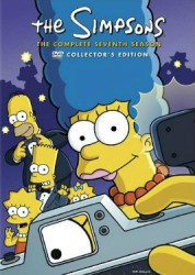 cover The Simpsons - S7