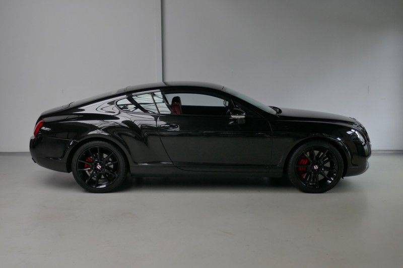 Bentley Continental GT 6.0 W12 Mulliner - NL Auto - Youngtimer afbeelding 4