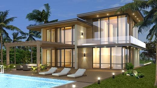 Villa Honolulu detail 02