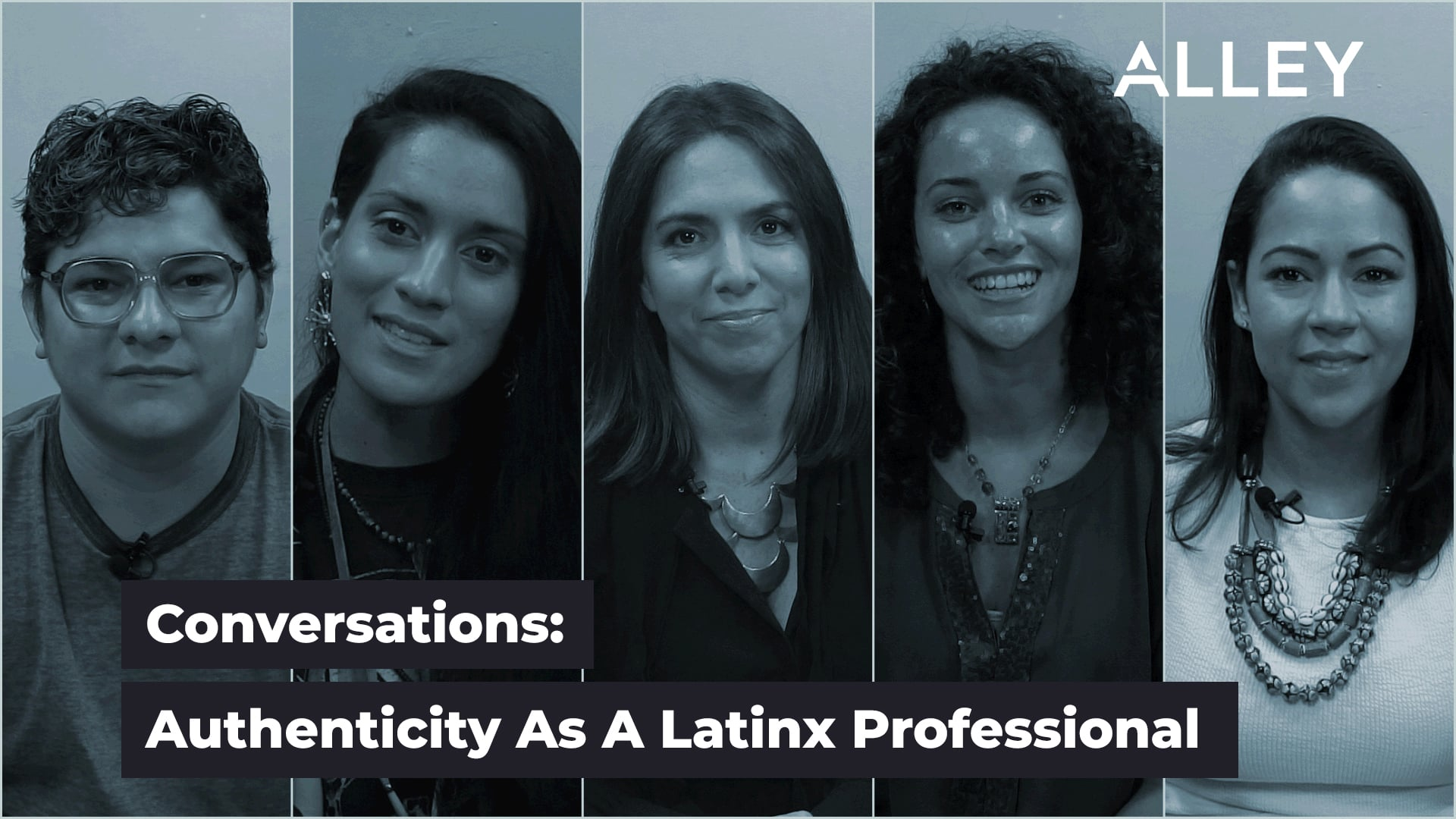Alley Conversations: Authenticity In The Workplace As A Latinx Professional