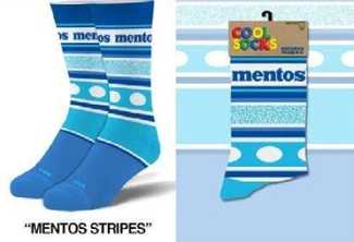 Cool Socks Mentos Stripe