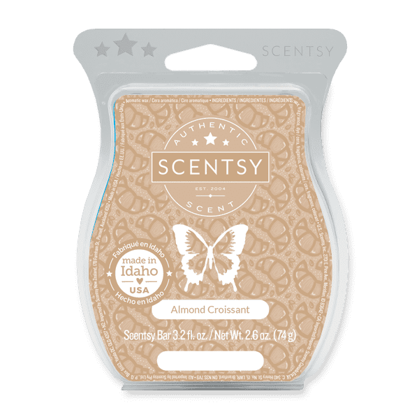 Picture of Almond Croissant Scentsy Bar