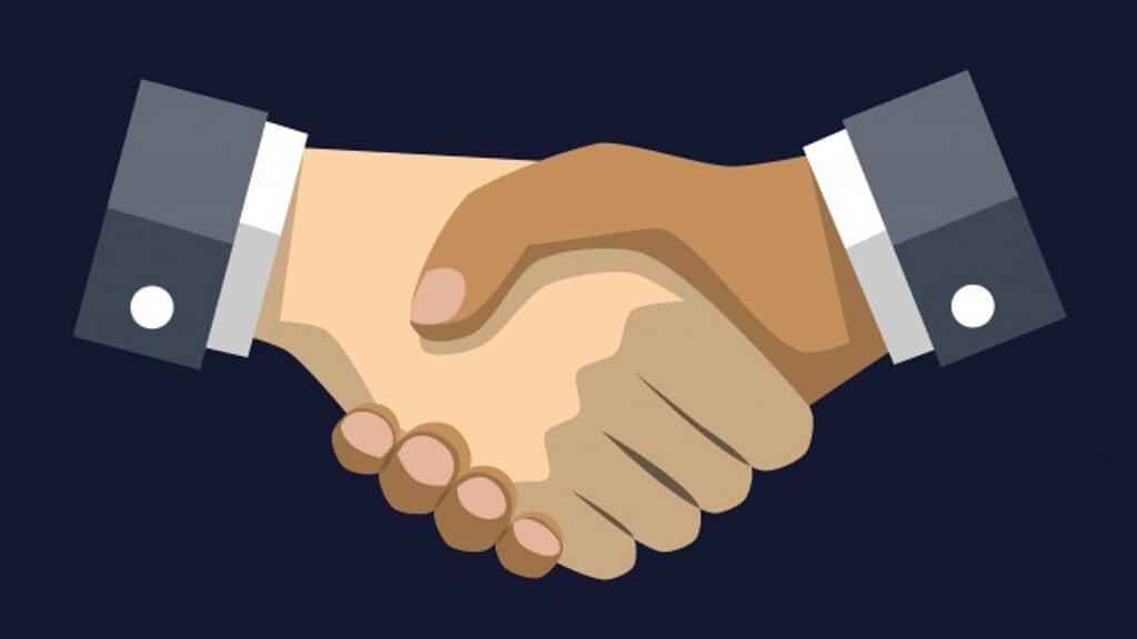 Hindari berjabat tangan dengan orang lain
