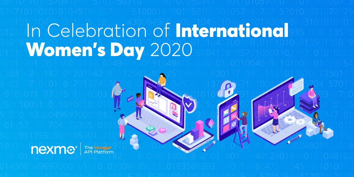 In Celebration of International Women's Day 2020