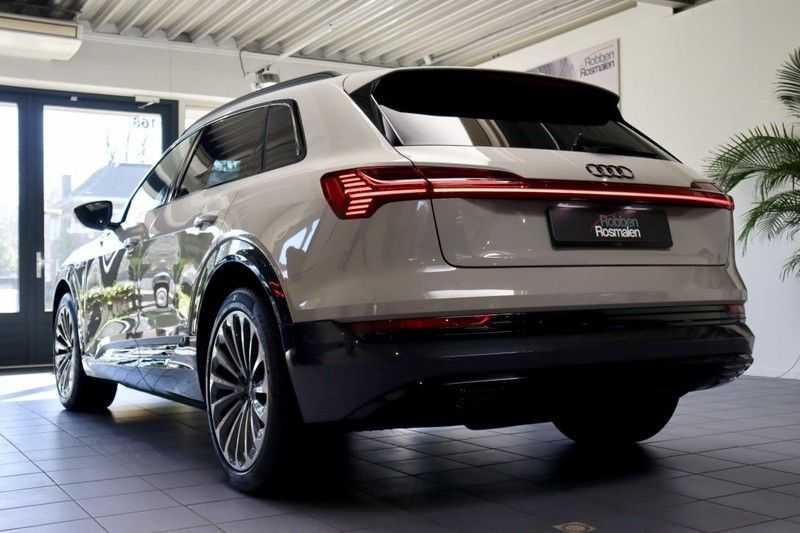 Audi e-tron 55 Quattro Advanced Pro 2X S-Line HUD Siambeig EX BTW afbeelding 8