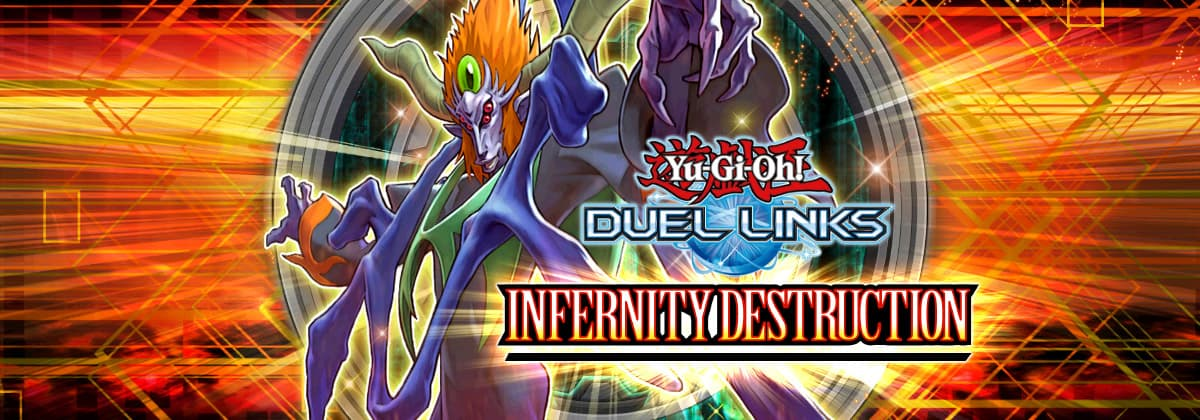 Box Review: Infernity Destruction | YuGiOh! Duel Links Meta