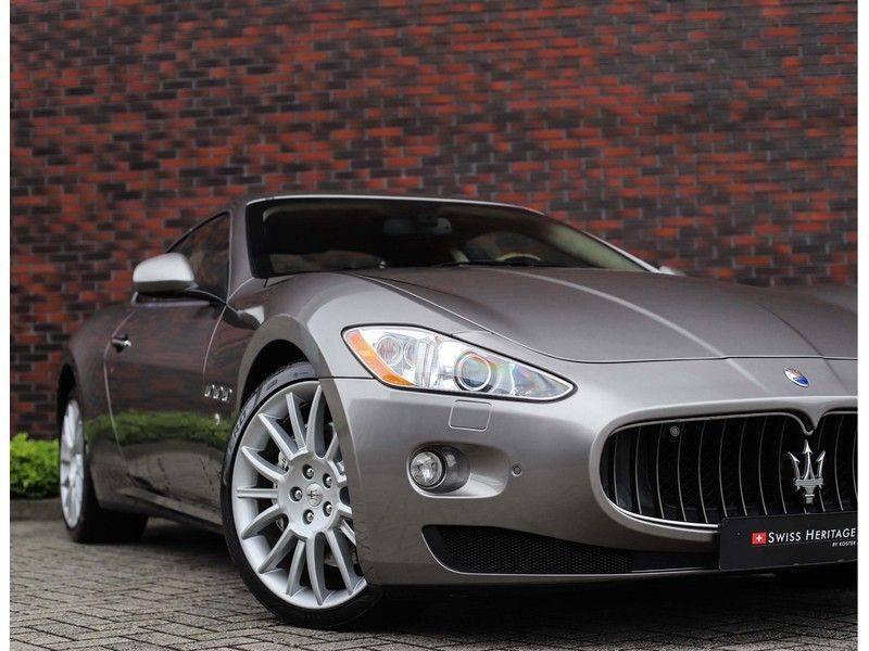 Maserati GranTurismo 4.7 S *Dealer onderhouden*Memory*Vol!* afbeelding 2