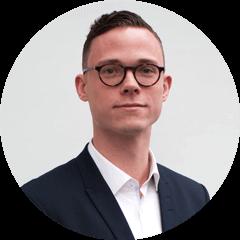 Nicolai Hofsoe Commercial Manager hos Billy Regnskabsprogram