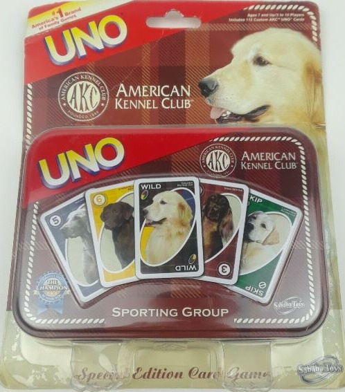 American Kennel Club Uno (Sporting Group)