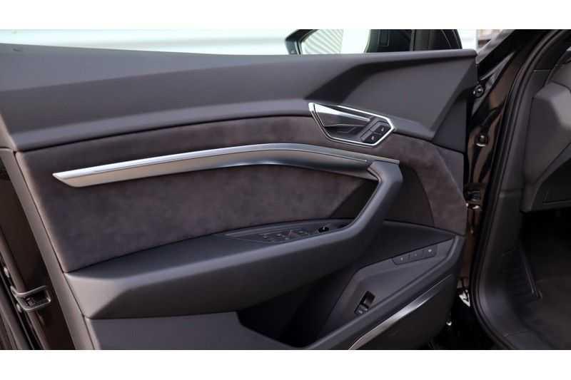 Audi e-tron 55 quattro Advanced Bang & Olufsen, Panoramadak, Head-Up Display, Soft-Close afbeelding 21