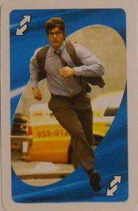 Superman Returns Uno Reverse Card
