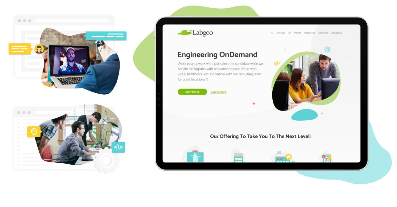 Labgoo Homepage
