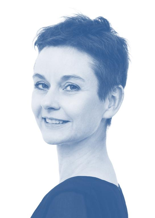 Ein Porträt von Marion King