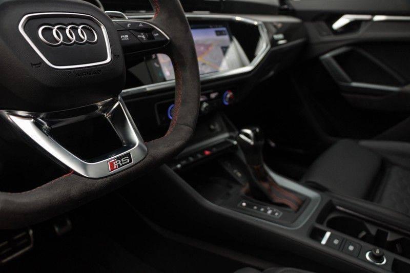 "Audi RSQ3 Sportback 2.5 TFSI 400pk Quattro Panoramadak BlackOptic B&O ValconaLeder+Memory Matrix Navi/MMI DriveSelect Keyless Camera 21"" Pdc afbeelding 18"