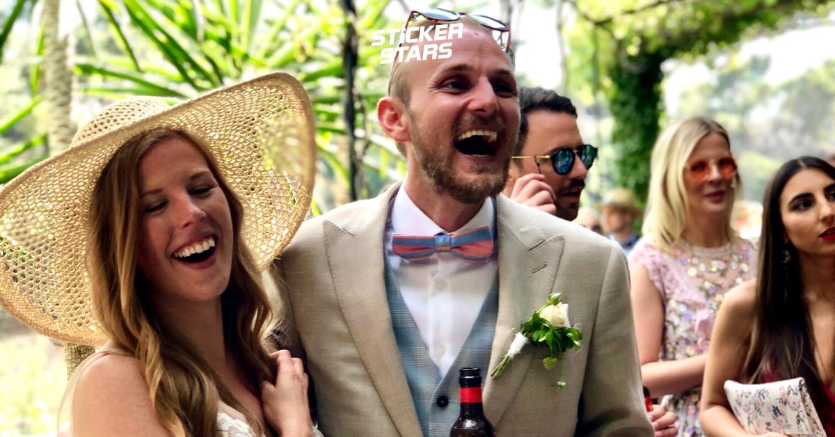 Hochzeit mal anders: So haben Maija & Jasper gefeiert