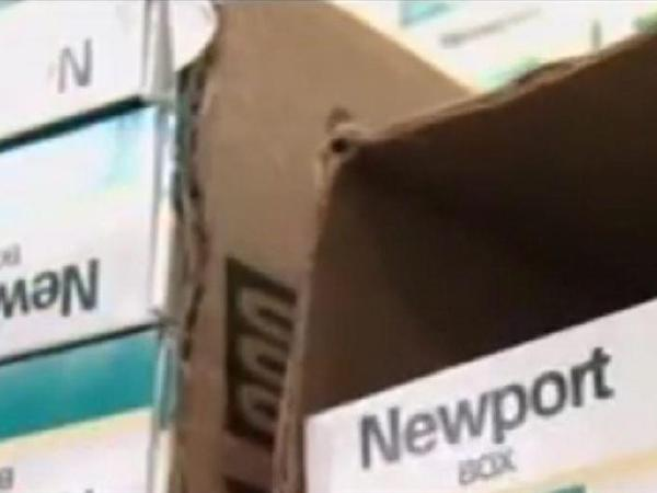 MD 경찰, 5만달러 담배 밀매 적발