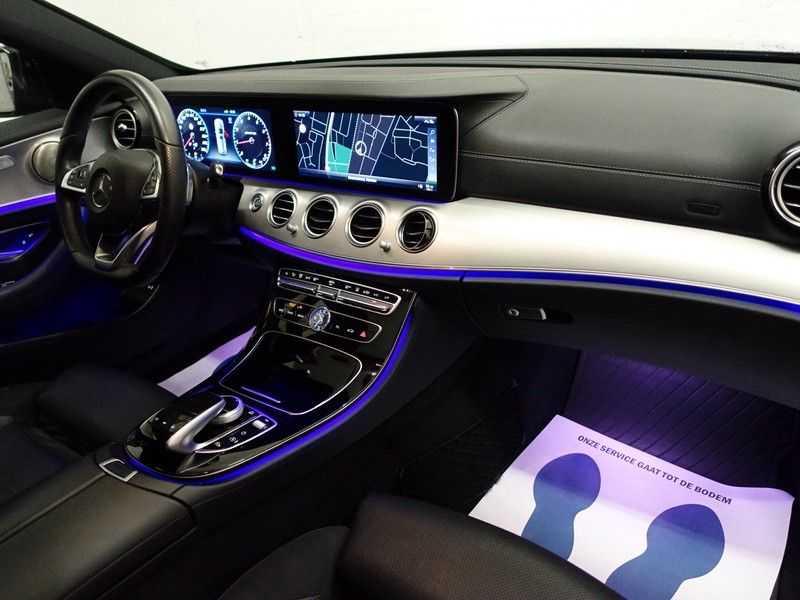 Mercedes-Benz E-Klasse Estate 43 AMG 4MATIC Prestige 402pk Aut- Pano, Keramisch, Widescreen, Full! afbeelding 2