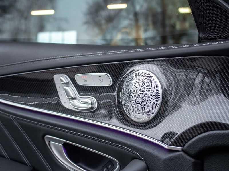 Mercedes-Benz E63 S E-klasse Burmester AMG-Performance-stoelen 63 S AMG 4Matic Premium Plus afbeelding 20