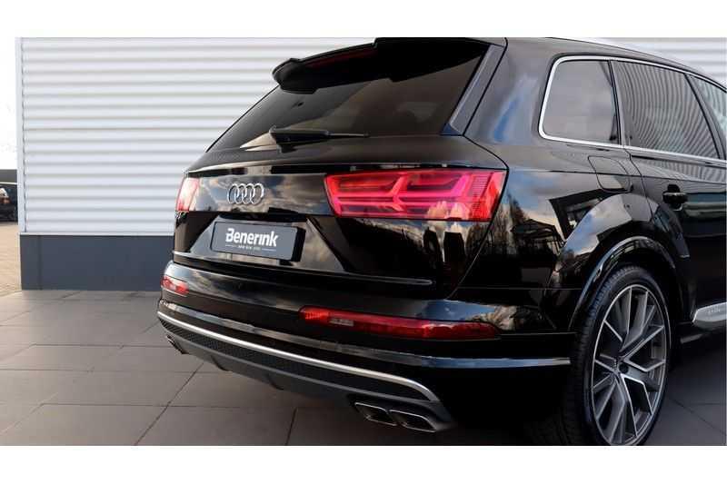 Audi Q7 4.0 TDI SQ7 quattro Pro Line + BOSE, Ruitstiksel, Carbon, Trekhaak afbeelding 25