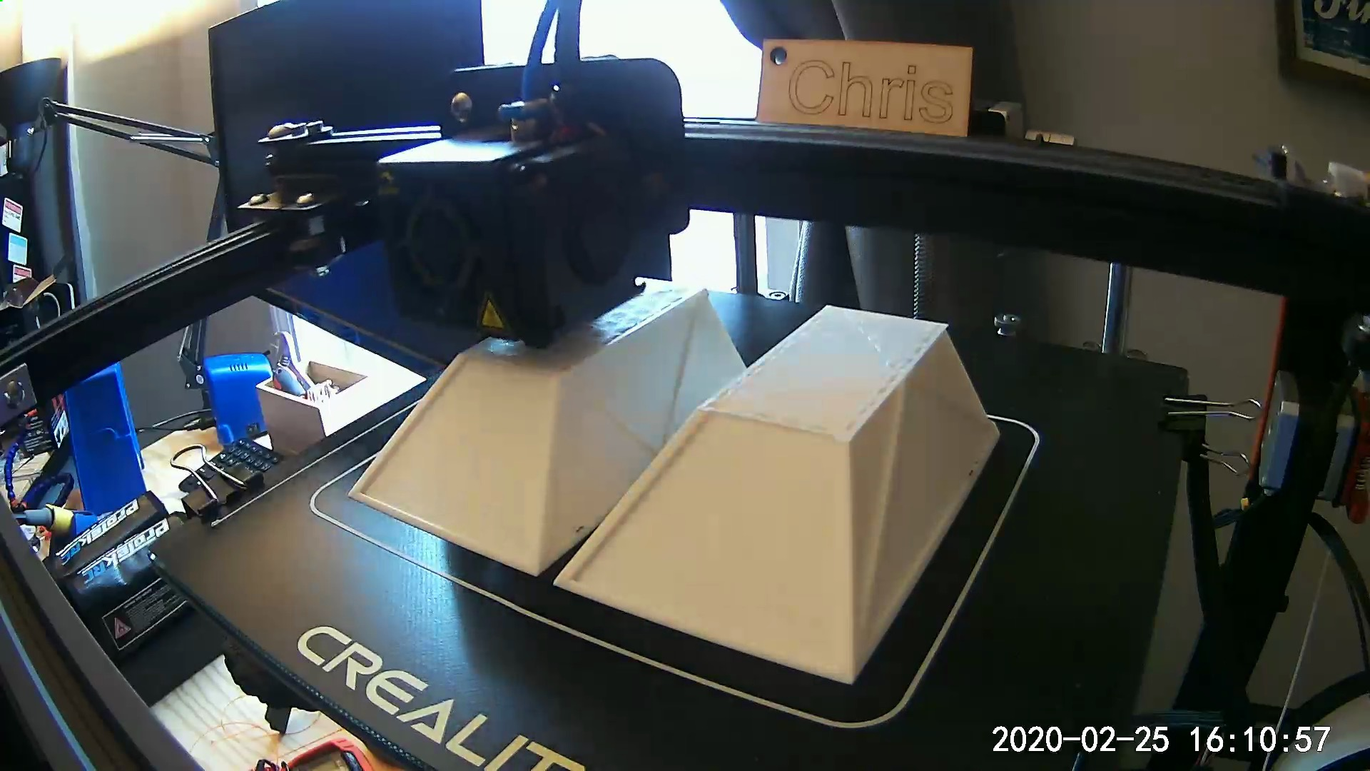 Model ISS - 3d Printing