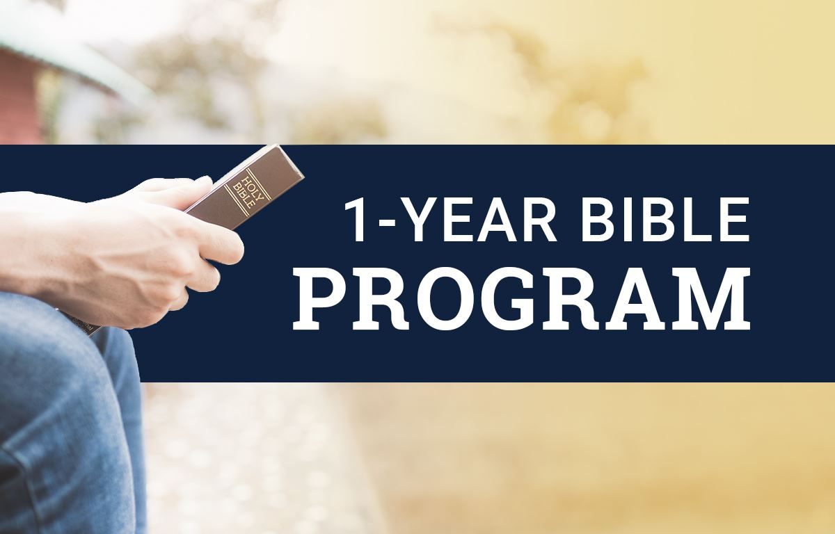 1-Year Bible Program