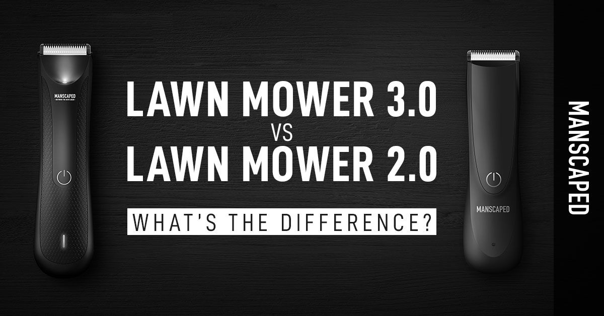 The Lawn Mower 3.0 vs The Lawn Mower 2.0 - What's the Difference?