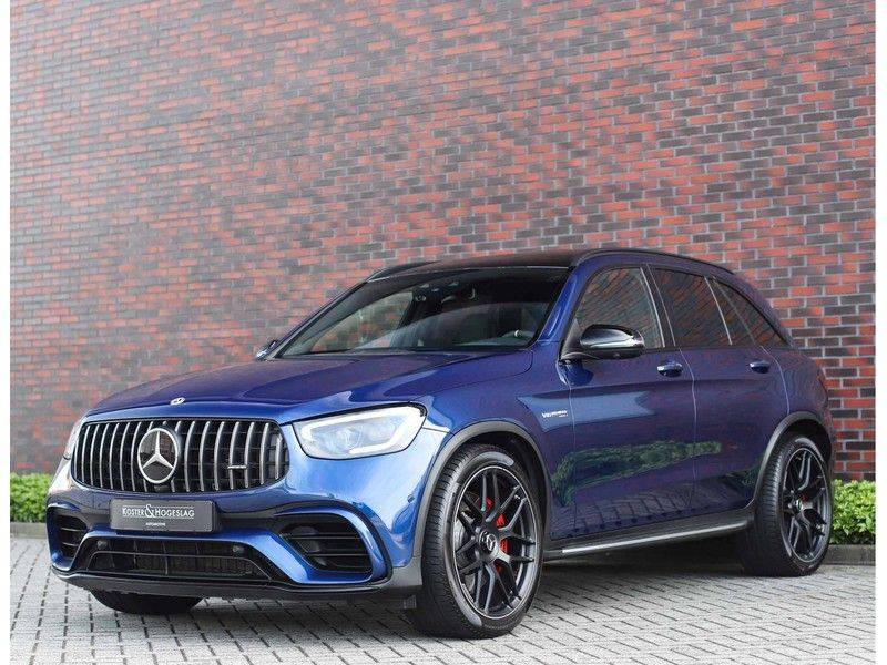 Mercedes-Benz GLC 63 S AMG 4-MATIC *Perf. stoel*510 PK*Driver Package*HUD*Camera* afbeelding 6