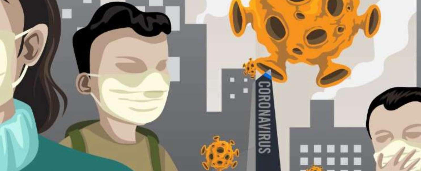 Coronavirus Simptome