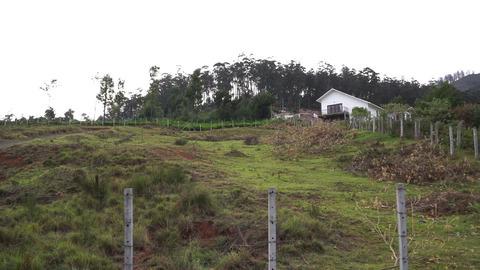 Plot 7 Creekside - Plot from Neighbouring House