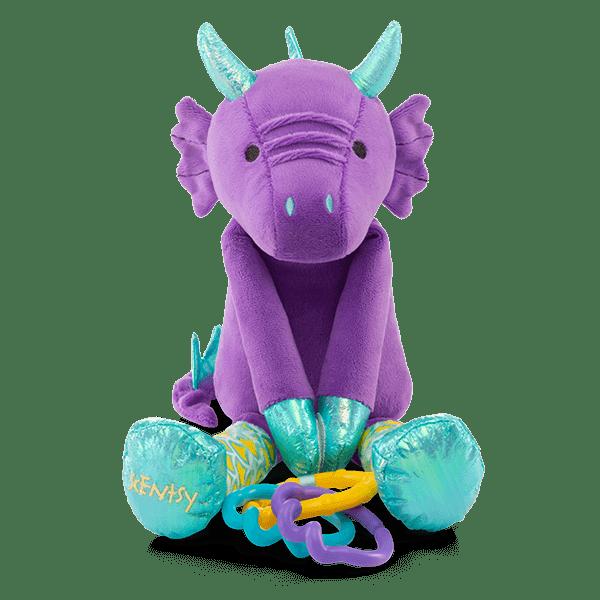 Dexter the Dragon Scentsy Sidekick + Berry Fairy Tale Fragrance