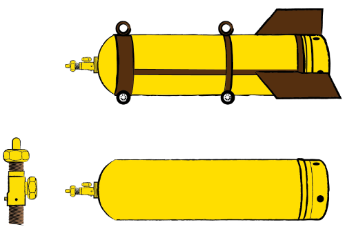 TIllustration of Air-Launched MuntionODO